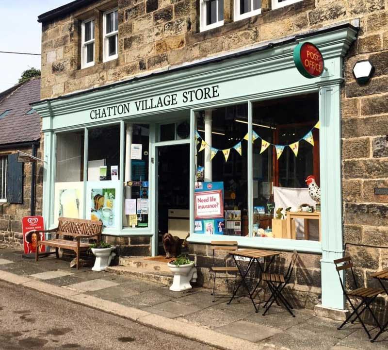 chatton village store