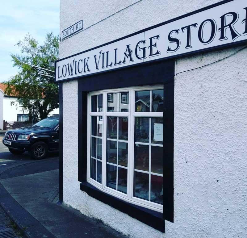 lowick village store